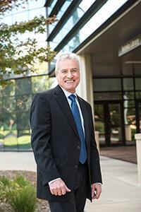 Dr. Ronald L.. Eisenbumer, Chancellor
